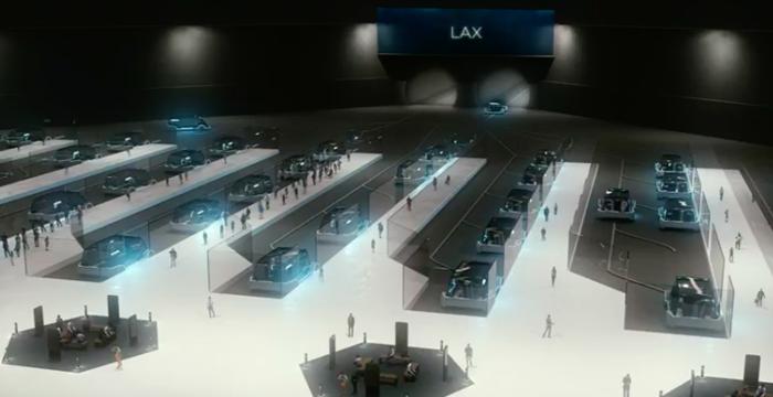 hyperloop projesi