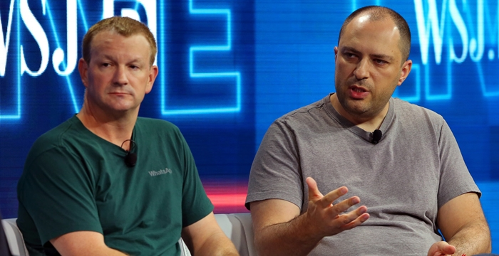 Brian Acton ve Jan Koum