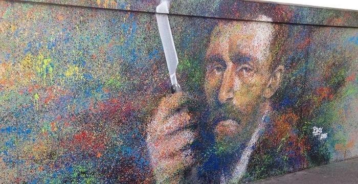 Pascal Boyart grafiti