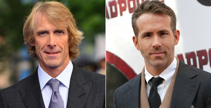 ryan reynolds micheal bay netflix