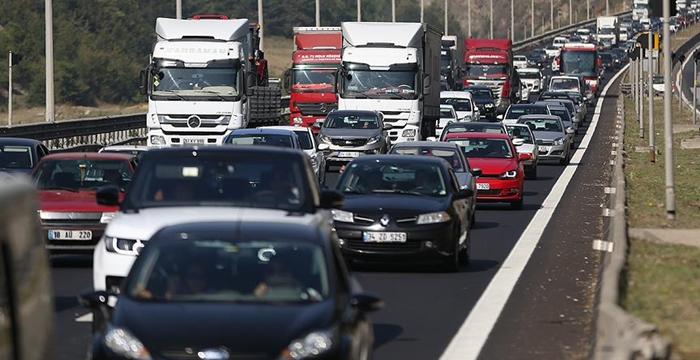 trafik araç