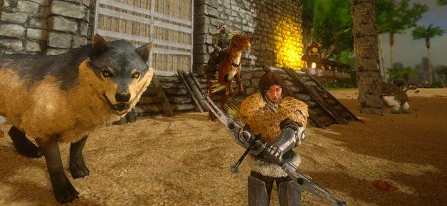 ark: survival evolved apk   obb