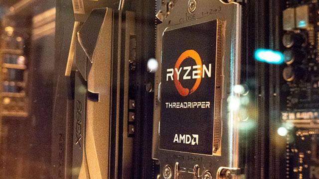 AMD 32 Çekirdekli İşlemci 2