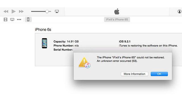 Apple Hata 53 Tazminat 2