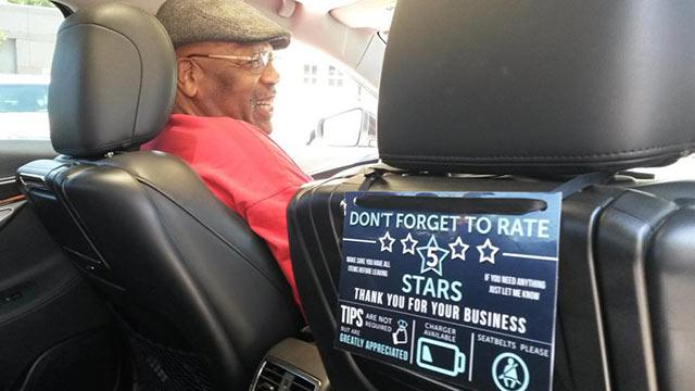 Uber Sürücüleri Bahşiş 2