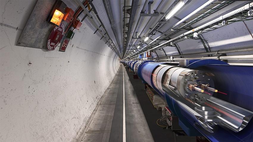 CERN derin dondurucu