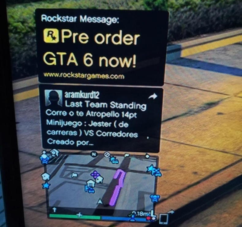 GTA 6 Rockstar Mesaj 2