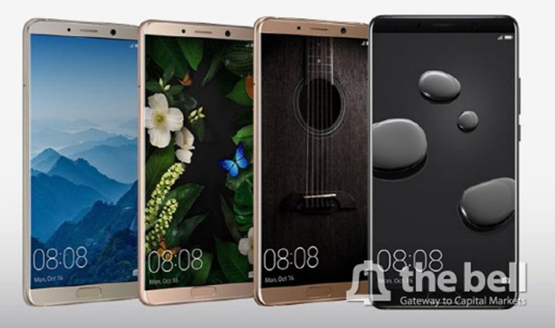 Huawei Mate 20 Pro sızıntı