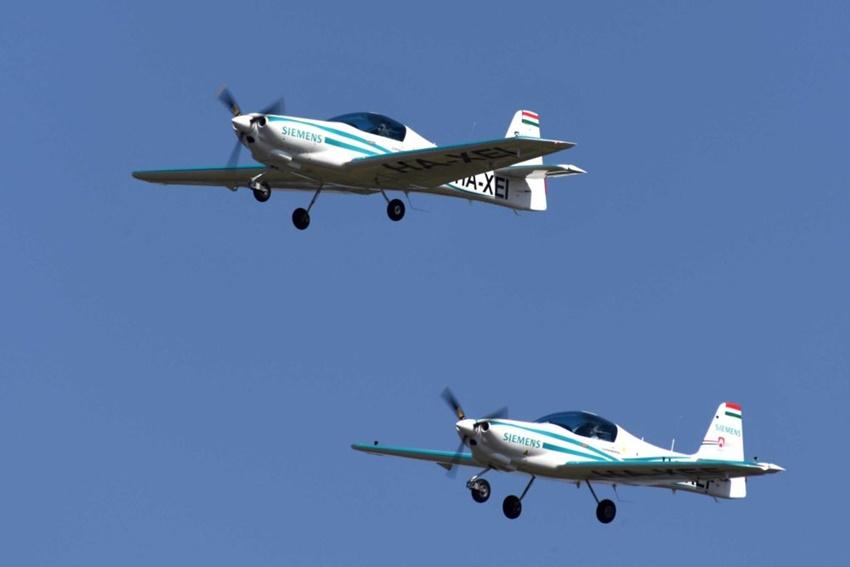 Elektrikli Uçak Magnus eFusion 2