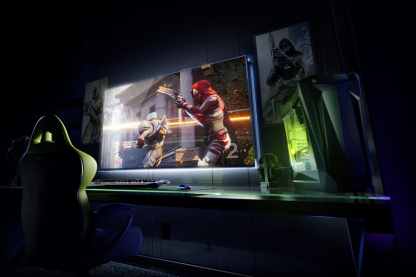 NVIDIA BFGD 65-inch ekran