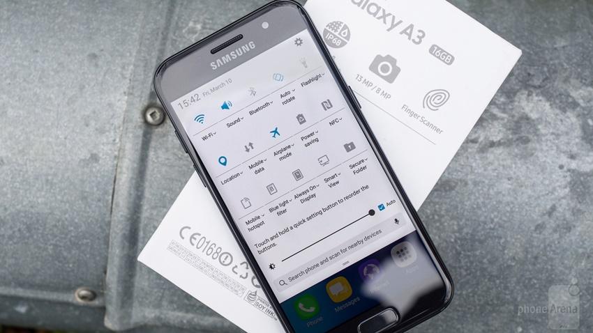 Samsung Android güncellemesi