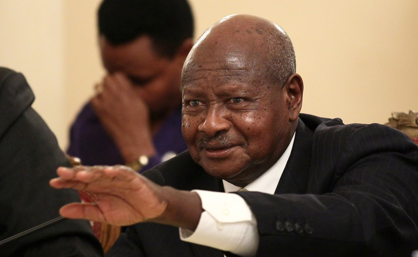 Uganda Museveni