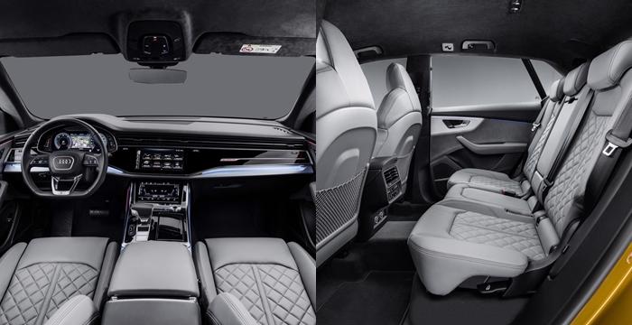 Audi Q8 tasarımı