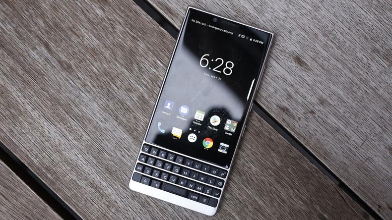 BlackBerry Key2 Özellikleri