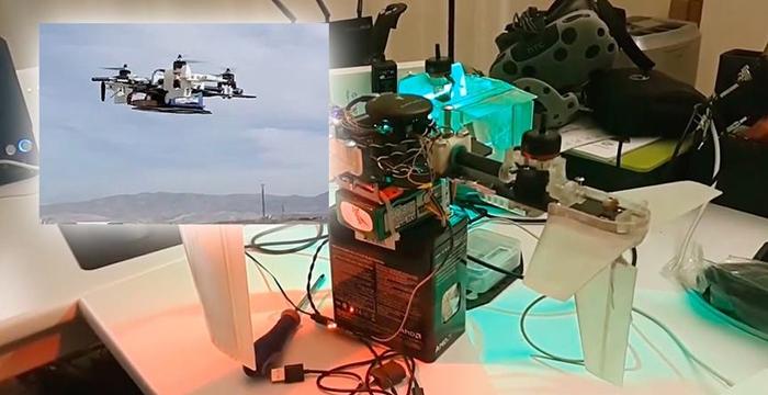 insansız hava aracı İHA