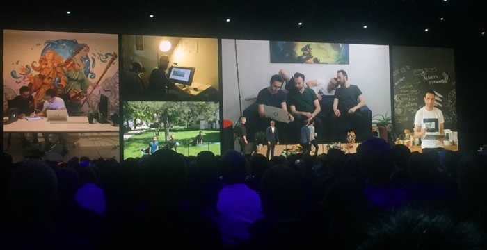 MobGe Oddmar Apple Desing Awards
