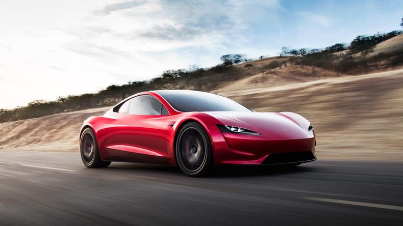 Tesla Roadster Türkiye