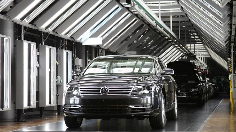 Volkswagen emisyon skandalı para cezası