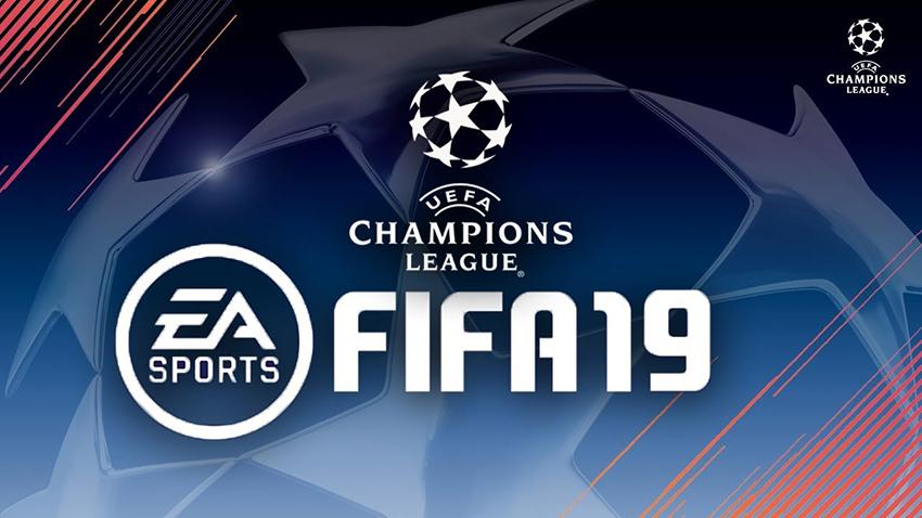 FIFA 19, Şampiyonlar Ligi İle Birlikte Geliyor!