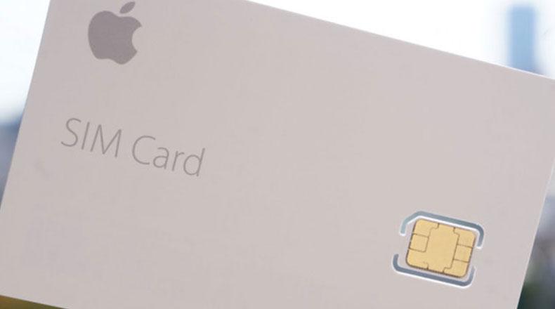 Apple SIM Kart 3