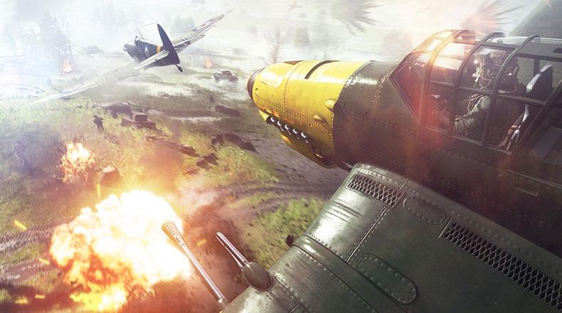Battlefield V Açık Beta Duyuruldu 2