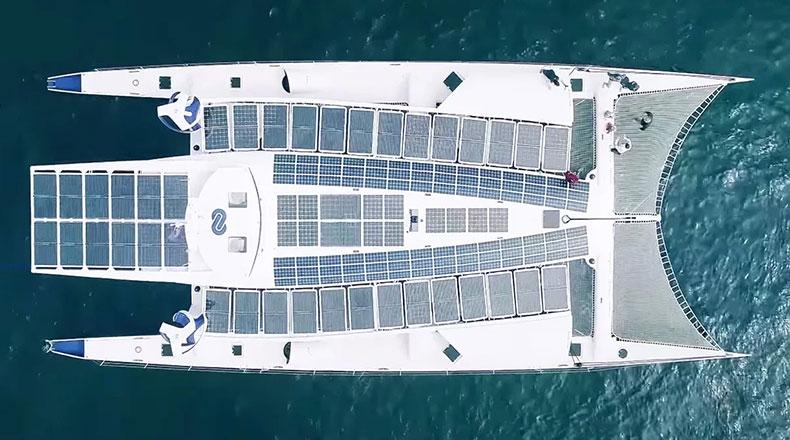 Hidrojenli Gemiye Toyota Desteği 2