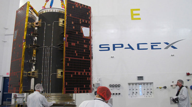 NASA GRACE FO İklim Bilimi Uyduları 2