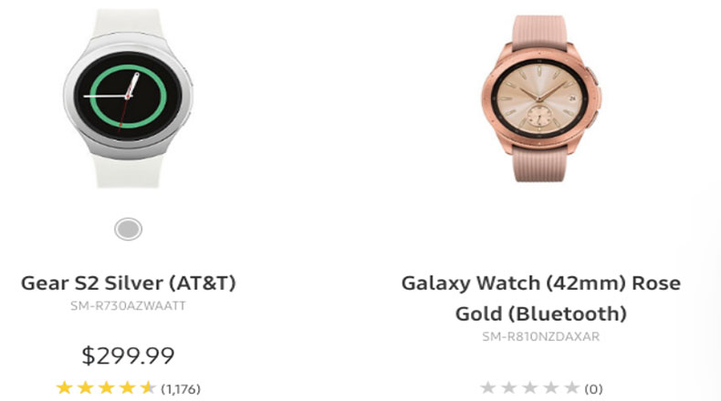 Samsung Galaxy Watch Sızıntı 2