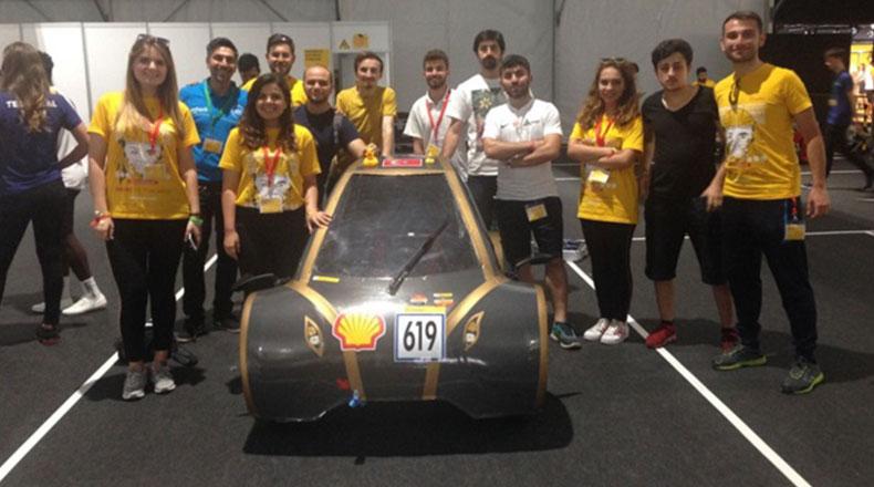 Shell Eco Marathon Avrupa Birinciliği 2