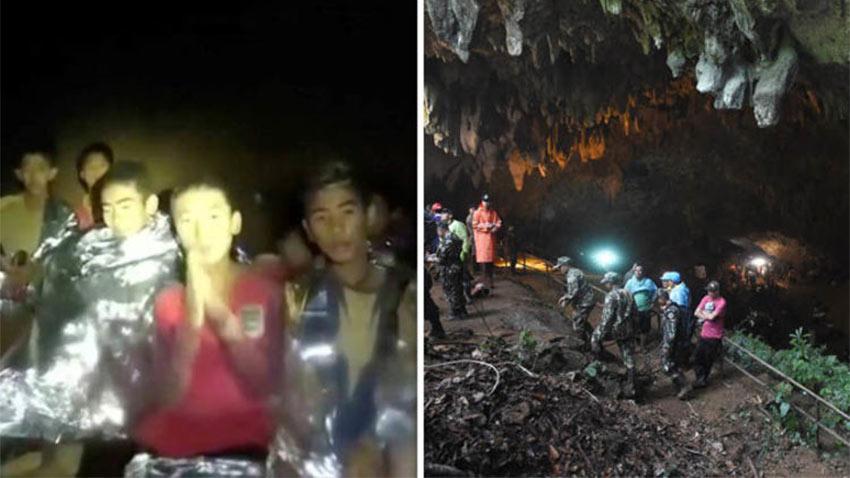 Tayland Mağara Operasyonu