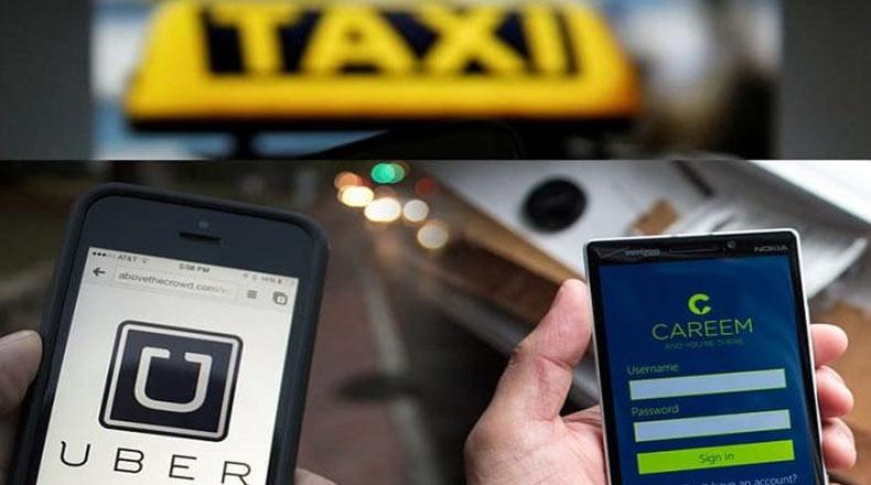 Uber Careem Görüşmeler 2
