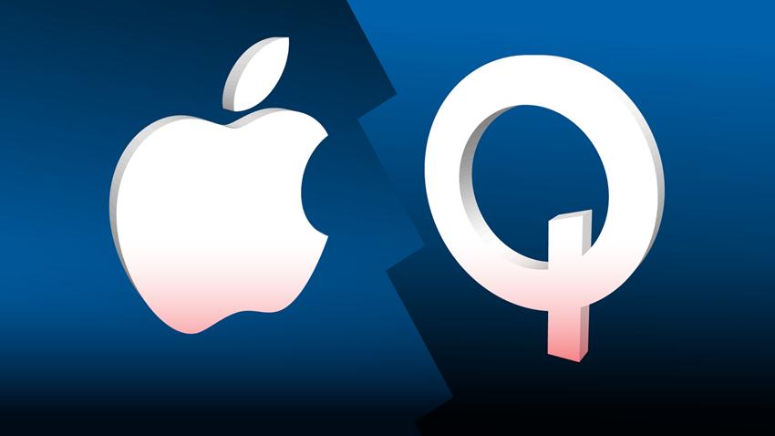 Apple Qualcomm Modem