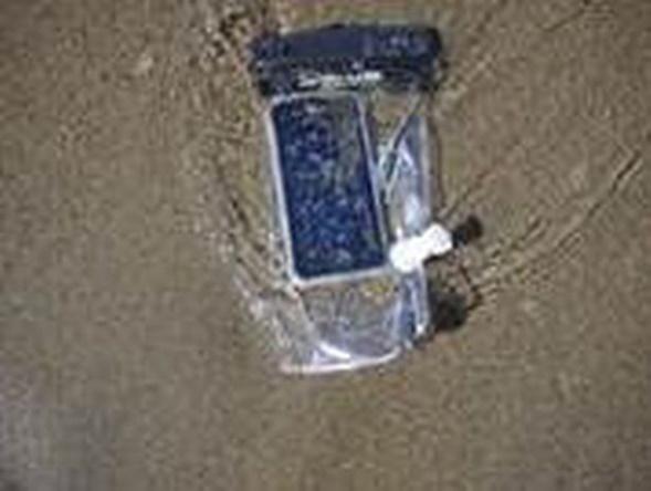 denize düşen iPhone 7