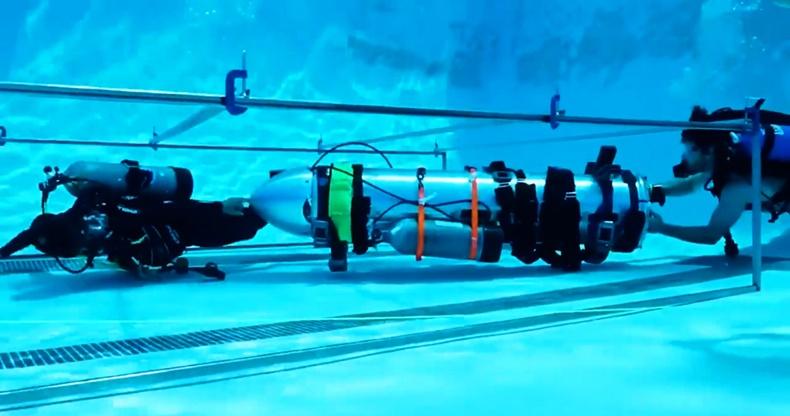 Elon Musk kutarma denizaltısı
