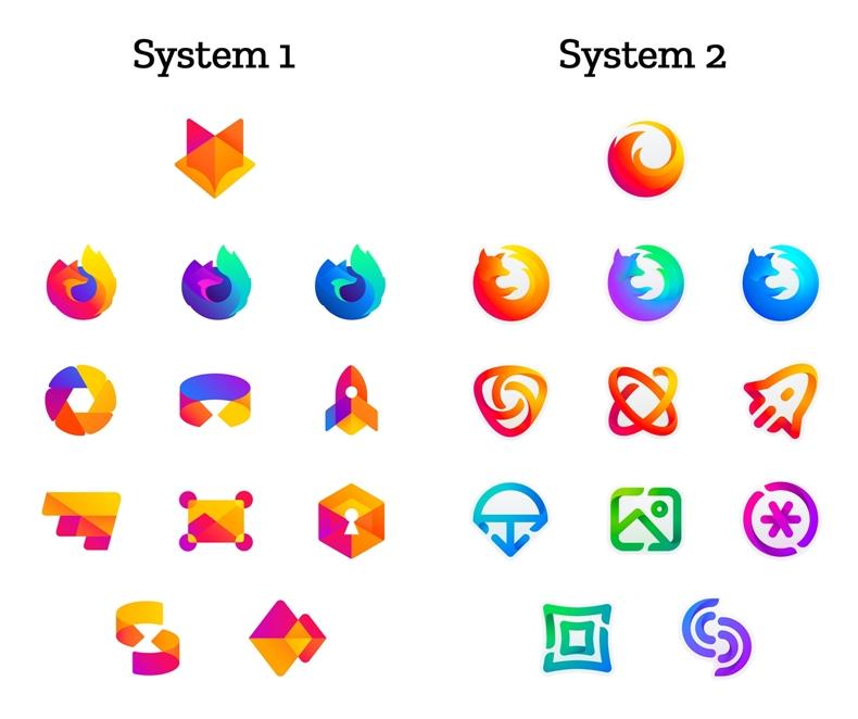 Mozilla Firefox yeni tasarım
