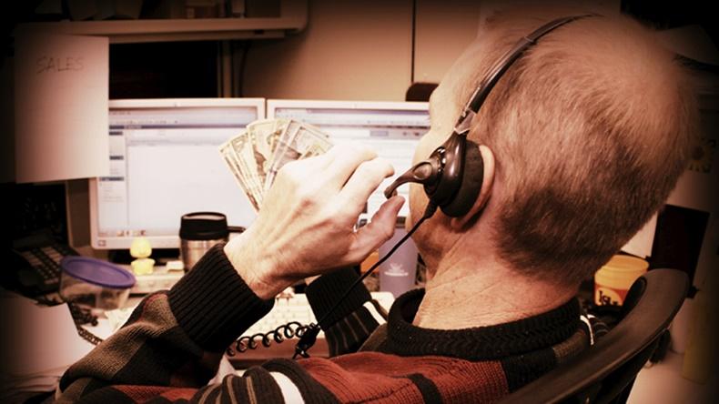 Telefon Dolandırıcılığı 1