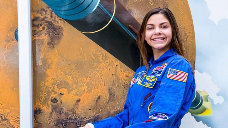 Alyssa Carson NASA