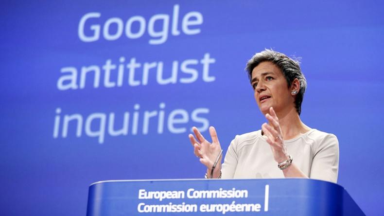 Avrupa Komisyonu Google