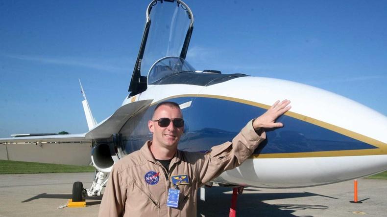 NASA Supersonic plane