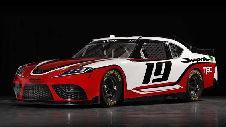 Toyota Supra NASCAR