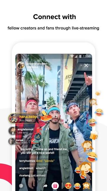 TikTok - musical ly İndir - Android İçin Kısa Video Çekme