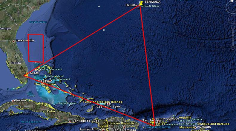 Bermuda Şeytan Üçgeni Gizemi Çözüldü 2