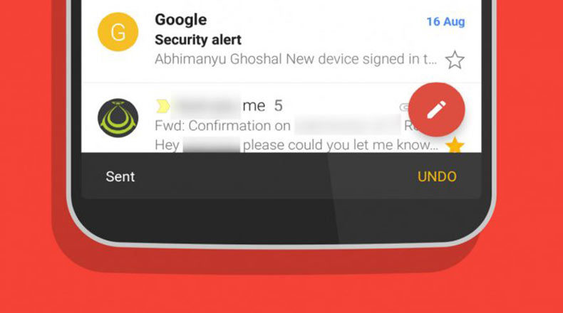 Google Gmail Özelliği Android Cihazlar 2
