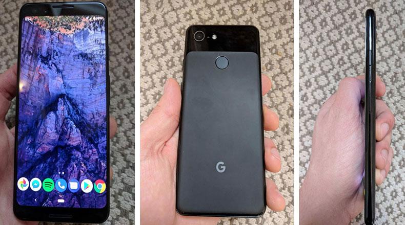 Google Pixel3 Reddit Sızıntı Paylaşımı 2