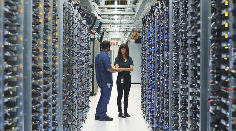 Google Singapur Üçüncü Veri Merkezi 2