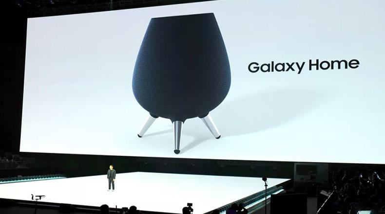 Samsung Galaxy Home Akıllı Hoparlör 2