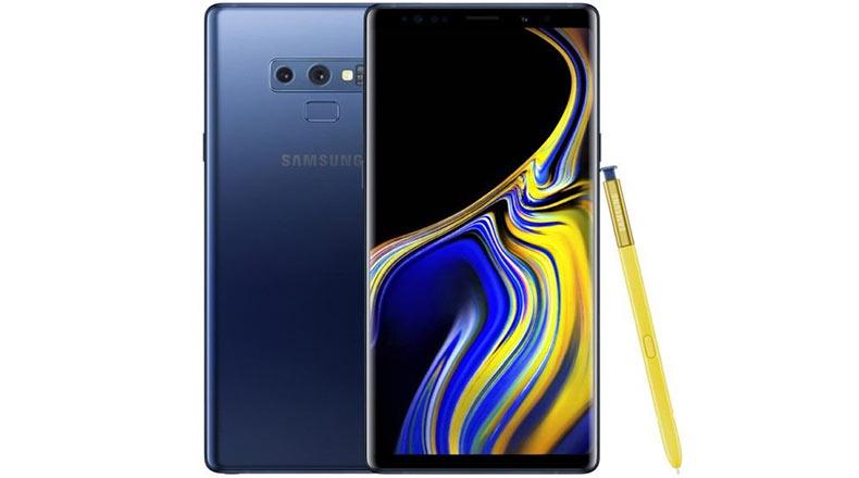 Samsung Galaxy Note9 Satışa Çıktı 2