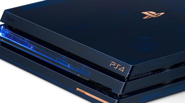 Sony PS4 Pro Özel Sürüm 2