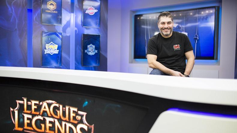 Riot Games Türkiye Ülke Müdürü Bora Koçyiğit