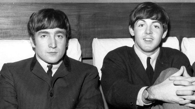 John Lennon, Paul McCartney In My Feel